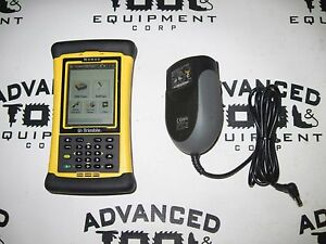 Trimble Tds Nomad Data Collector Bluetooth Pocket Pc With Wm topo Survey System