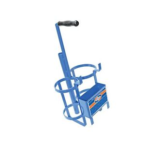 Uniweld 500s Metal Carrying Stand For Mc Tank And R oxygen Tank
