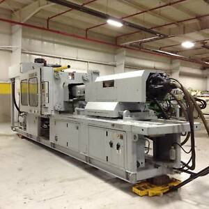 Van Dorn Demag 400 Ton Injection Molding Machine 400hp1220 Used 80698