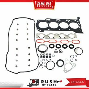 Dnj Hgs928 Mls Cyl Head Gasket Set For 08 15 Pontiac Scion Toyota 1 8l 2zrfe