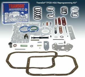 Transgo A500 518 618 Reprogramming Kit Tfod Hd2