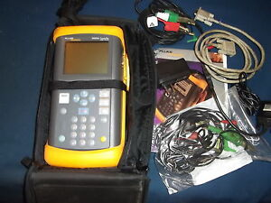 Fluke Networks 990dsl Copperpro Loop Tester Telecom Cable Wideband Tdr Rfl