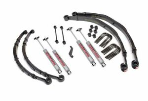 Rough Country 4 0 Suspension Lift Kit Jeep Cj5 cj7 scrambler 4wd 675 20