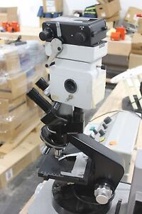 Wild V 1 25x Microscope Photo Automat Mps55 Loaded