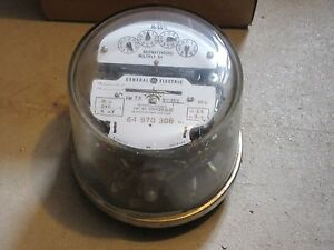 General Electric Kilowatt Hour Meter 700x23g10