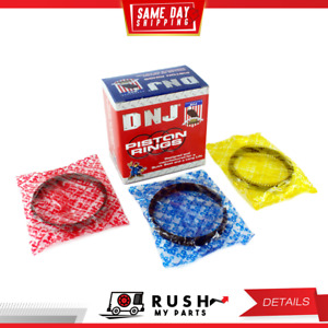 Dnj Pr670 40 O S Piston Ring Set For 91 08 Daewoo Nissan 2 0l 2 2l Ecotec Sr20de