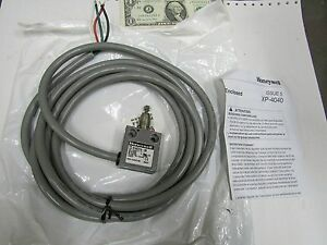 New Honeywell Snap Action Spdt Limit Switch Water Resist On momentary 914ce19 9a