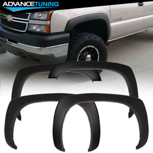 For 99 06 Chevy Silverado 1500 2500 3500 Fender Flare Vent Oe Factory Style