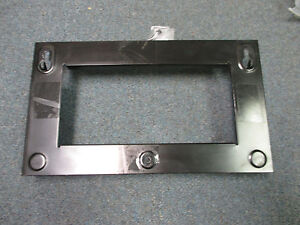 Panasonic Kx tda100 Hybrid Ip Pbx Main Ksu Cabinet Wall Mount Bracket Only