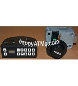 Kaba Mas Cencon 2000 Atm Electronic Combination Safe Lock Kit