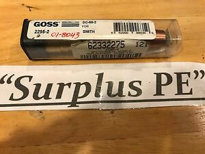 Goss Sc 50 2 Oxygen And Acetylene Replacement Torch Tip For Smith 2295 2
