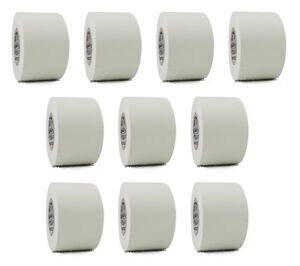 10 Rolls White Vinyl Pvc Electrical Tape 2 X 66 Flame Retardant Free Shipping