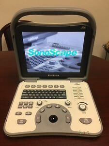 New Sonoscape A6 Portable Ultrasound System