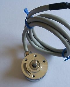 Rotary Encoder 5 Vdc 3 Double Channels 3600ppr Crifix