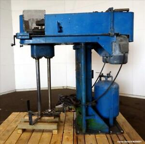 Used Myers Engineering Mid range Viscosity Products Dual Shaft Disperser Model