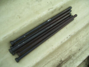 Vintage Ford 1520 Diesel Tractor Push Rod Set