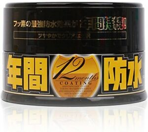 Soft99 Fusso Coat 12 Month Wax Black Sealant For Dark