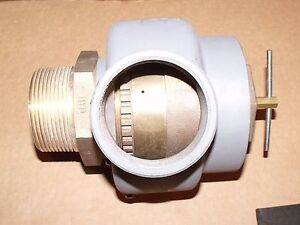 Kunkle 337 J01 Ne Vacuum Safety Relief Valve Model 337 J01 Ne Size 2 1 2
