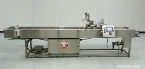 Used Omniseal Machines Model Idx 279 Tray Sealer Has Seal Plates For Both Rect