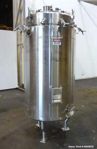 Used Northland Stainless Reactor 215 Gallon 316l Stainless Steel Vertical