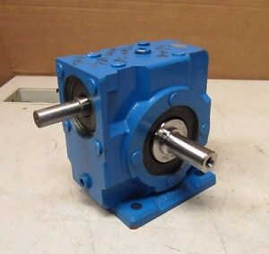 Renold M71047 1 Jpm17 h 2 2 l 30 Speed Reducer Gearbox 30 1 Ratio Size 17