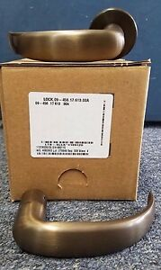 Schlage 09 456 17 613 00a L Series Trim Lever Kit Oil Rubbed Bronze Mortise Lock