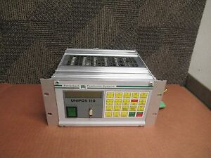 Fohrenbach 3 Ph Press Release Control Unipos 110 Rs 323 130v Volt 5a A Amp