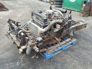 Nissan Diesel Engine For Sale J05d ta Inv 06