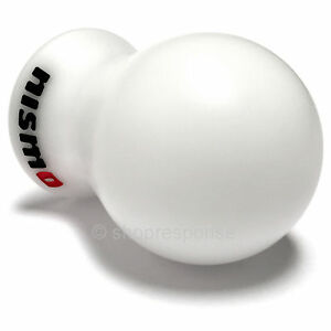 Nismo Shift Knob White For Nissan Infiniti M10xp1 25 M12xp1 25 Authentic Genuine