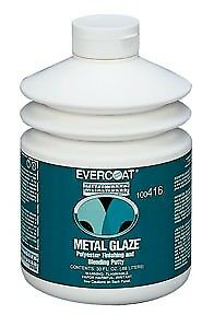 Fibre Glass Evercoat 416 Metal Glaze 30 Oz