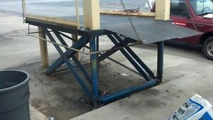 Hydraulic Dock Table Lifts many Other Uses