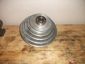 Walker Turner Rockwell Delta 20 Drill Press Spindle Pulley With Bearings