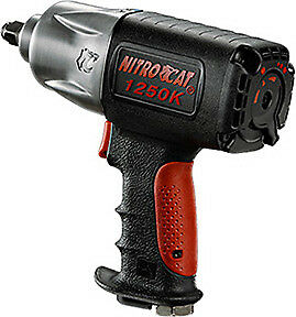 Aircat Nitrocat 1 2 Kevlar Xtreme Torque Composite Impact Wrench 1250 K