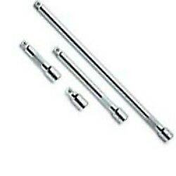 Sk Hand Tool 3 8 Dr Superkrome Extension Set 4 Pc 4514