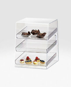 Cal mil 3 Tray Display Case