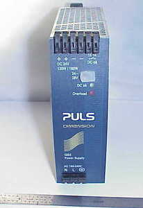 Puls Dimension Qs5 Power Supply 24 28 Vdc Out At 5 Or 4 5a New free Shipping