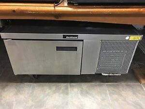 Delfield Self Contained Refrigerated Chef Base Equipment Stand Table