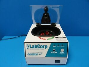 Drucker Co 642e Lab Corp Horizon Mini E Horizontal Separation Centrifuge 13007