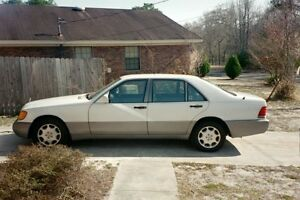 92 Mercedes 500sel W140 Parting Out Great Condition My Personal Car