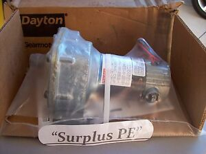 Dayton 1lpk5 90volt dc Rt anglefeed Gear Motor 21 Rpm 1 15 Hp new unopened