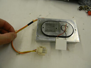 Varian Saturn 2000 2000r Diffusion Pump Peltier Tec Element Heat Sink 1d4