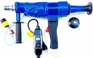 4 Handheld Core Drill With Electronic Overload Protection 4pk