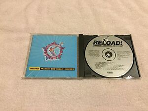 FGTH Frankie Goes to Hollywood CD Reload the Whole 12 Inches 12