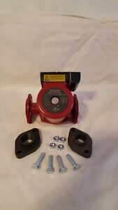 34 Gpm 3 Speed Circulating Pump Without Cord And W 1 Cast Flange Set