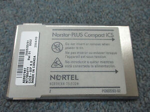 Nortel Norstar Compact Ics Cics Ksu Nt7b64yy Sip 6 0 Fc Software Flash Card