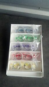 Multi color Trial Lens Frame Set Of 5 Frames Optical Optometry Trial Frames