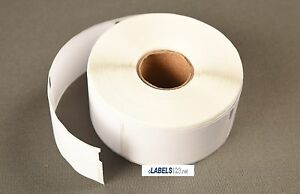 Address White 500 Labels Per Roll White 30330 Badges Dymo Compatible 50 Rolls