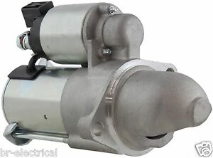 New Starter For 1242718clark Hyundai 2 4l Industrial Engines