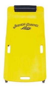 Lisle Yellow Plastic Creeper 93102