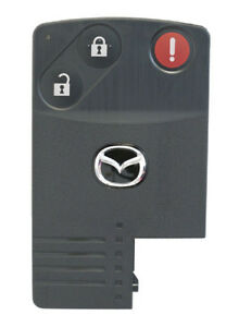Mazda Gpya 67 5ryc Remote Control Trasmitter For Keyless Entry And Alarm System